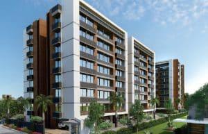 Palash Residences (3 BHK Flats @ Bopal)