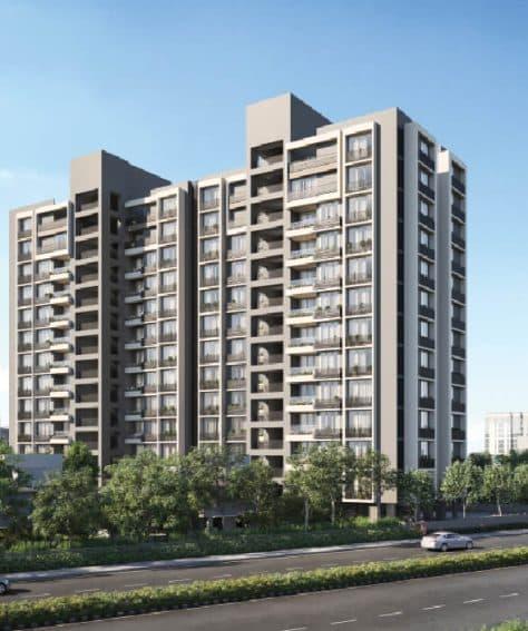 Palladian <span>(3 & 4 BHK Flats @ Jodhpur-Satellite)</span>